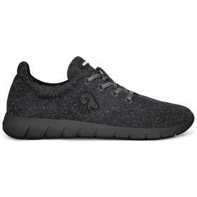 Giesswein Merino Wool Runners Men anthracite